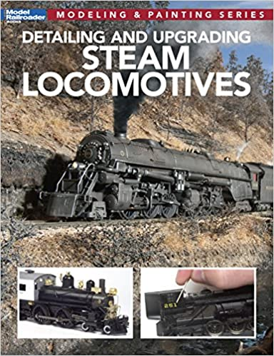 Detailing and Upgrading Steam Locomotives (Modeling & Painting)